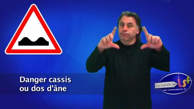 La Route En Lsf Cassis Ou Dos D Ane